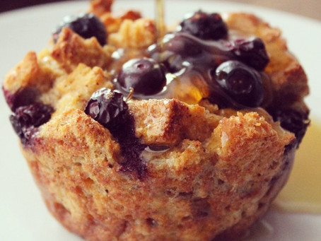 RECIPE: French Toast Cups