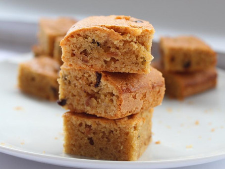 RECIPE: Peanut Butter Blondies