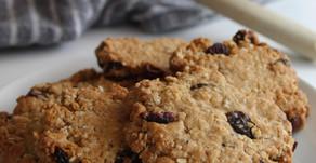 Fruity Flapack Cookies