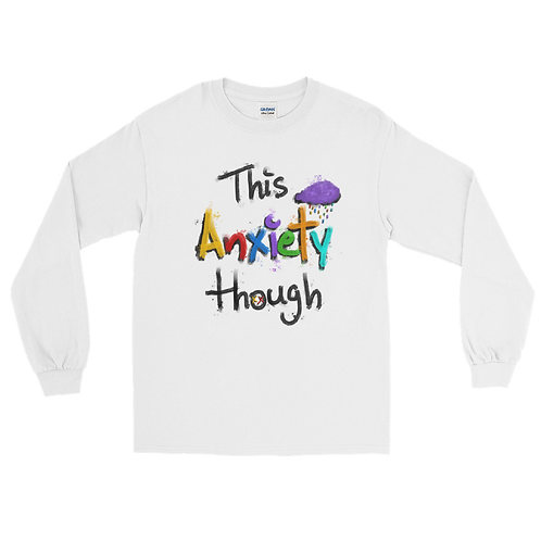"""THIS ANXIETY THOUGH"" RM Shirt"