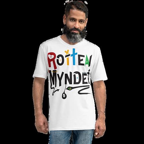 """RottenMynded Logo w/ XX Eyes (back design)"""