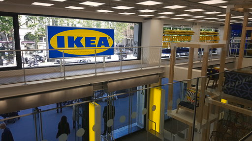 Ikea is opening smaller stores in city centres