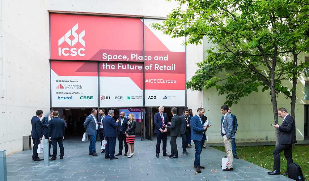 ICSC European Conference takes place in Barcelona on 10-11 April 2019