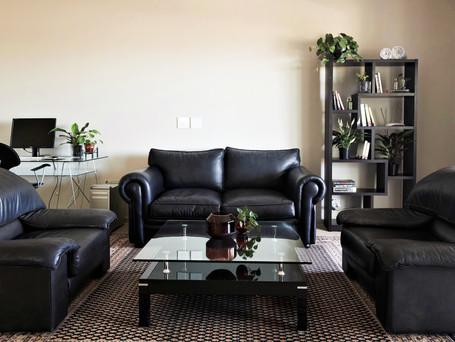 Living Area Bedroom 2