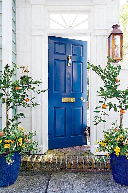 33-Magical-Front-Door-Colors-Design-Idea