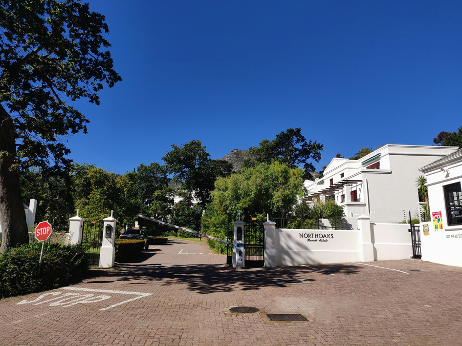 Estate Entrance & Security House