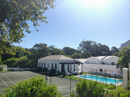Estate Communal Tennis Court, Swimming Pool & Clubhouse