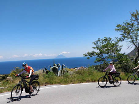 WHY THE MORE SALES OF E-BIKE WILL INCREASE THE SALE OF BIKE TOURS?