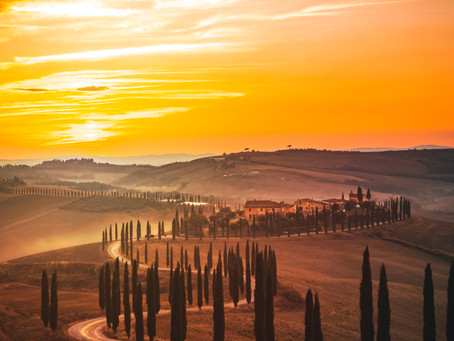 AN ICONIC ITALIAN REGION: TUSCANY. BIKING THROUGH THE ESSENCE OF BEAUTY