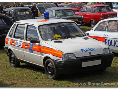 Rover 111 Police Car front.jpg