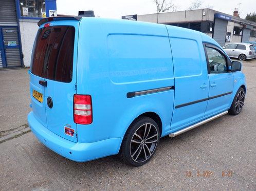 VW CADDY MAXI C20 EU5  1.6 2015 /15  VAN  102BHP