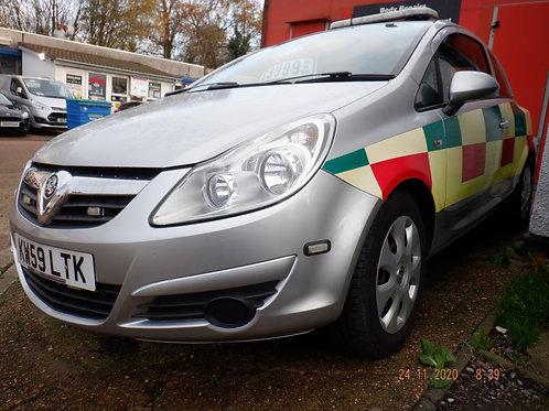 CORSA 1.3 CDTI RESPONDER CAR FIRE RESCUE NHS DIRECT