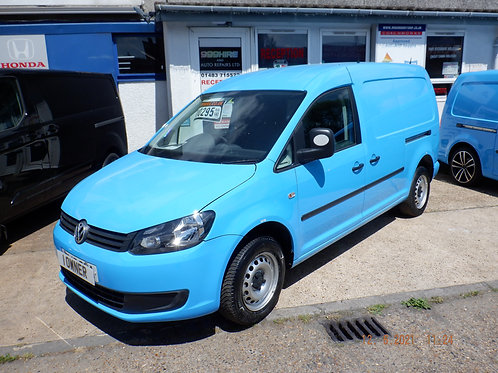 VWCADDY MAXI   C20 STARTLINE 1.6 102 PS   2015/15