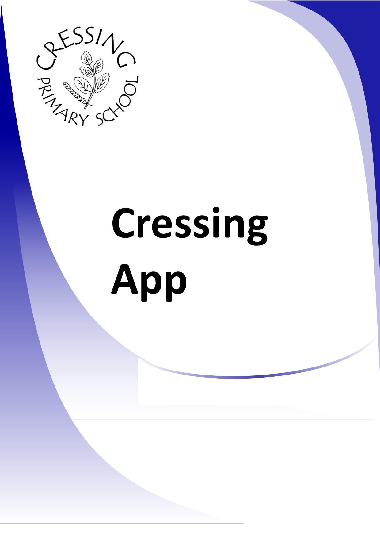 Cressing App