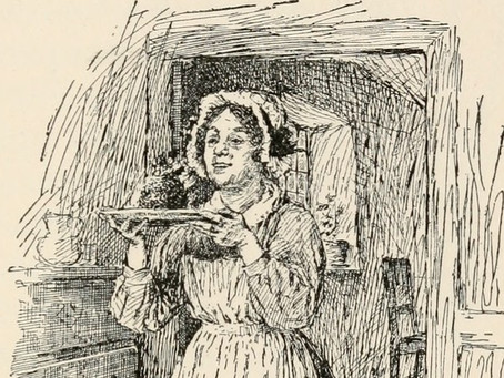 Christmas with Mrs. Cratchit, by Sylvia Bass