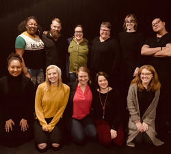 Crockpot Theatre Spring '19 Ensemble