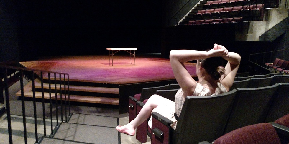 3 Theatrical Vignettes by Elizabeth Horab