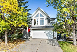 PRICE REDUCED! SPACIOUS + SPECTACULAR IN POPULAR STRATHCONA. This custom-built split level has awesome curb appeal, prime placement on a quiet street + one of the largest lots in the area. Outdoor haven includes a deck w/ BBQ gas line, brick tile patio, fire pit, garden shed, new railings + extra parking pad off the laneway. Inside, this warm + inviting home offers 1934 sf of developed space + a versatile layout, perfect for many families. Numerous updates to enjoy include: Renovated bathrooms, granite counters, SS appliances, new tile floors, updated hardware, lighting + more. Large feature windows fill the home w/ light and the neutral tones await your personal decor touches. 4 large bedrooms, 3 full baths, spacious family room w/ cozy fireplace, dedicated laundry room + tons of storage space. A mere 7-minute walk to the West LRT, steps from off-leash area, park/playground + walkable to top rated schools + amenities. Family + investment friendly in this popular community.