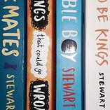 Stewart Foster books