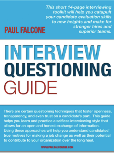 Interview Questioning Guide