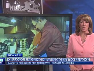Parents Fire Back After Kellogg Company Adds Peanut Flour...