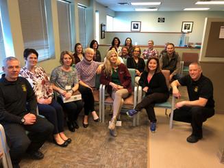 Intruder Training for the Office at Delmar Pediatrics PLLC