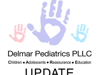 Delmar Pediatrics to Update Hours