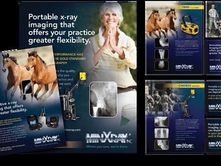 MinXray Rebranding Campaign.