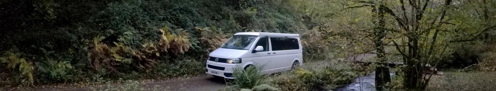 VW Campervan Hire Stream