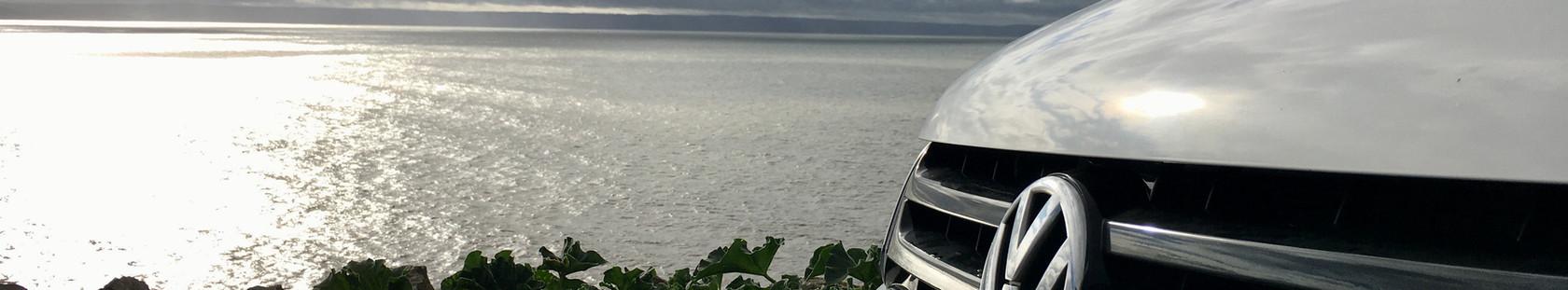 VW Campervan Hire View