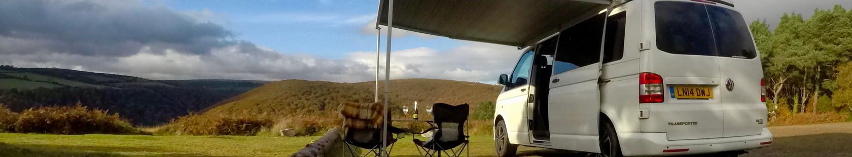 VW Campervan Hire Hills gloucester