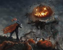 Pumpkin Lord