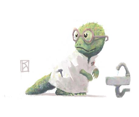 Dr Lizzard