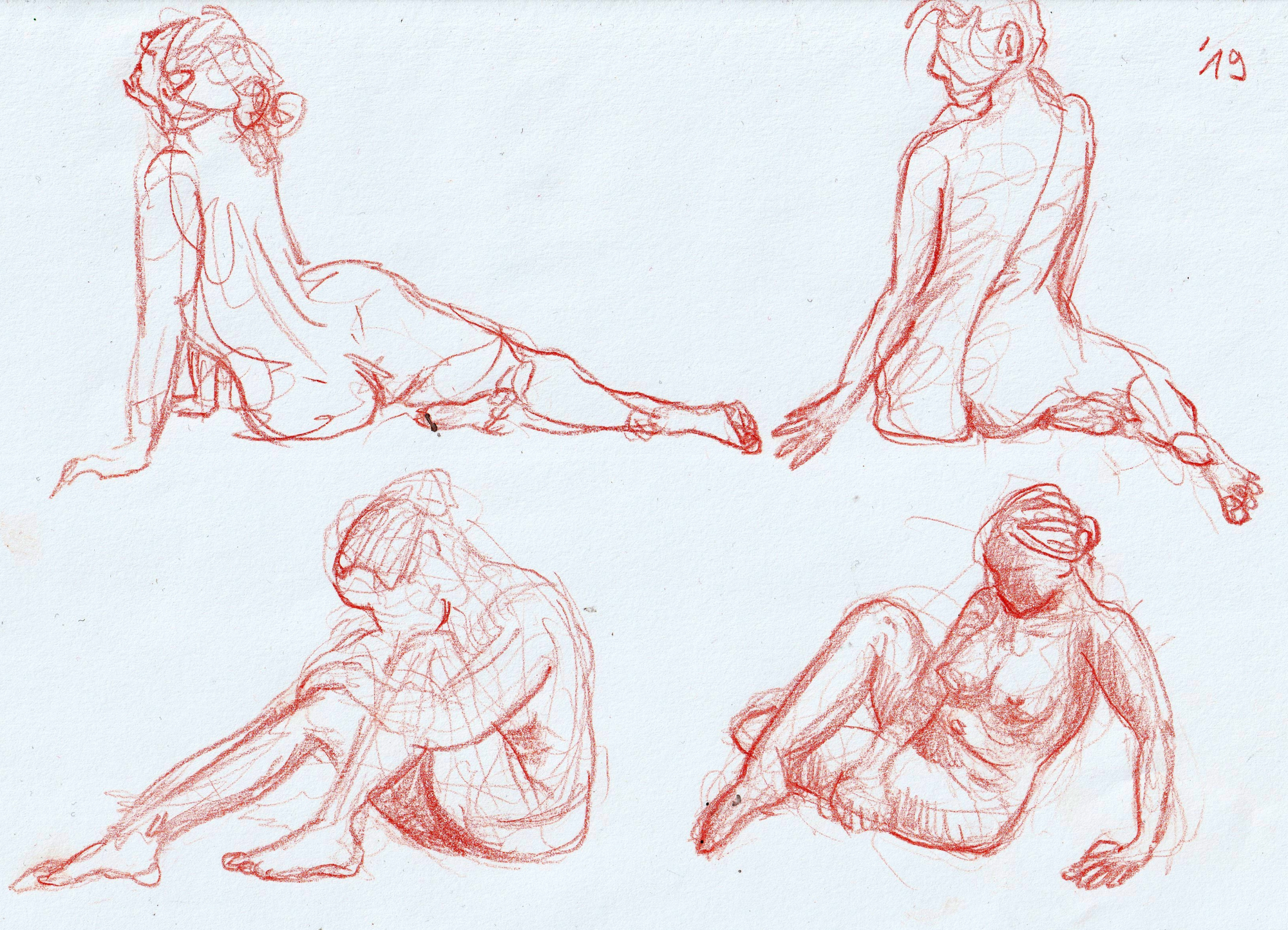 Sketches Women