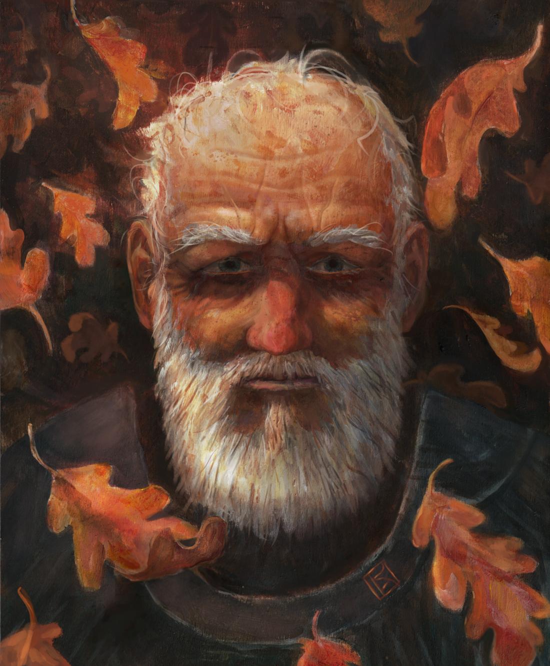 Herbstherr mixedmedia