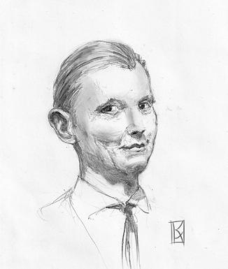Max Raabe Porträt