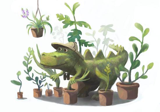 Dino Entdecker