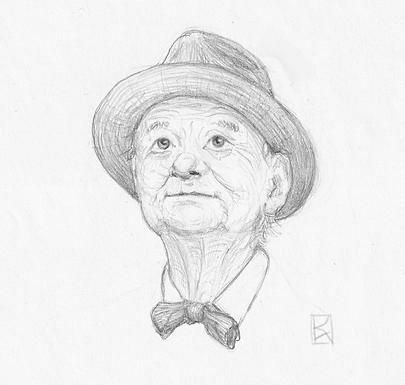 Porträt Bill