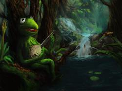 Kermit fanart