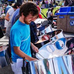 Riley steel pan