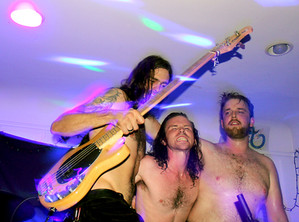 Shirtless Guys