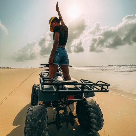 Adventure ATV Ride