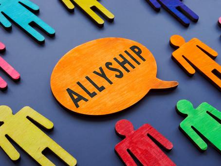 Allyship Is Not A Noun; It's A Verb