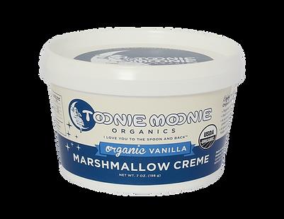 Vanilla Toonie Moonie container