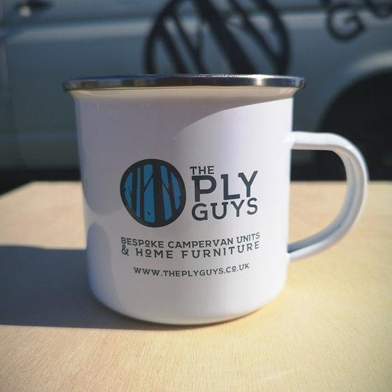 Ply Guys Camping Mug