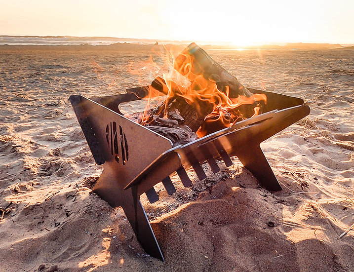 Bláth Fire Pit and BBQ