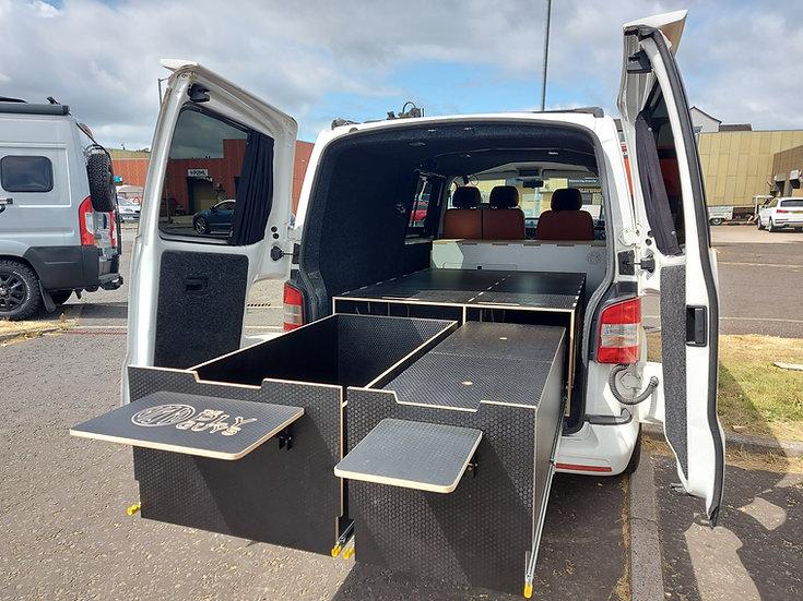 The Sutherland - Load Out Storage + Bed Platform