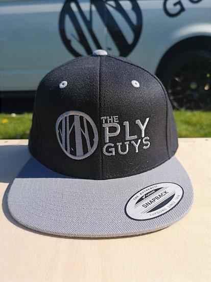 Ply Guys Logo Snapback