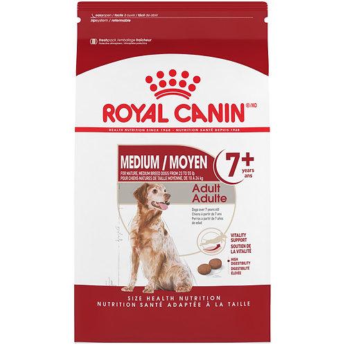 ROYAL CANIN- Moyen adulte 7+