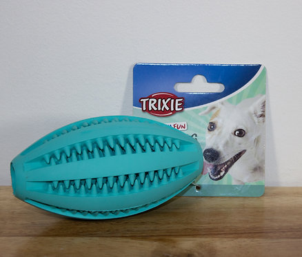 TRIXIE- Balle dentaire rugby
